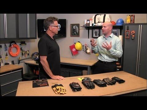 Tradesman TV: Journeyman Gloves