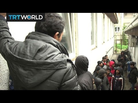Refugee Crisis: Thousands still seeking legal entry into Europe