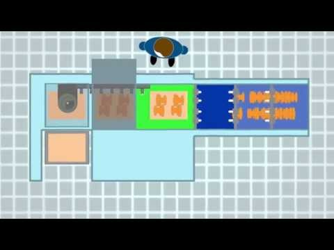 Digital Folding Carton Production - The KAMA Workflow - Animation