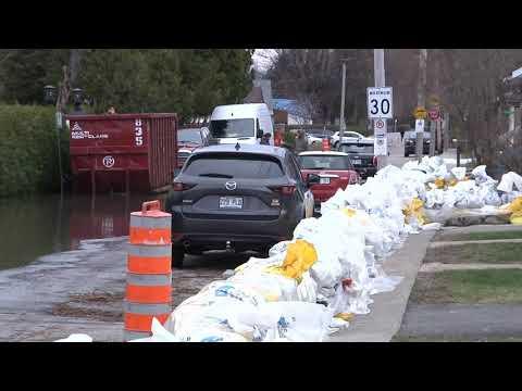 les inondations de oka à deux montagnes movie