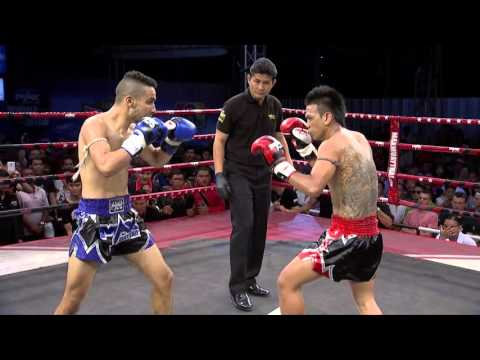 (ALGERIA VS THAILAND) Max Muay Thai Ultimate 2016(10 APRIL) Match 1 AMAYAS VS WANMAI