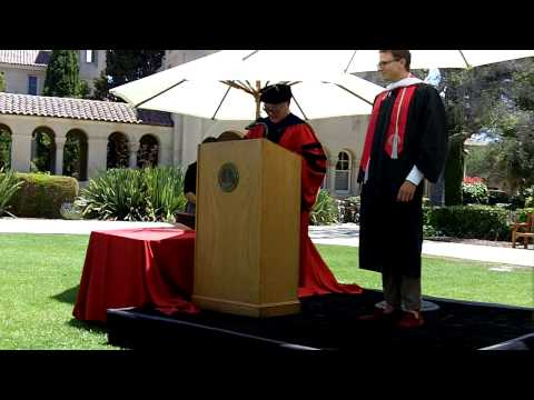 2012 Stanford EALC Commencement