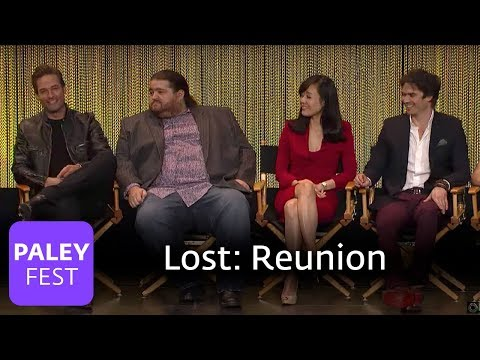 Lost Reunion  Damon Lindelof, Jorge Garcia, Josh Holloway Look Back at Lost