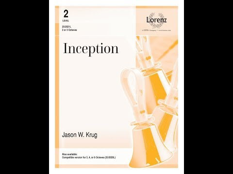 Inception (2-3 Octave) - Jason W Krug