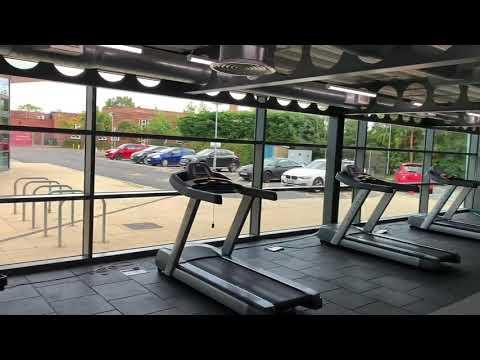 Wymondham Leisure Centre Gym Equipment Virtual Tour