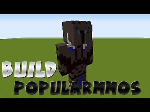 PopularMMOs Statue Tutorial (How to make PopularMMOs) [2] | Girlcatlove1524