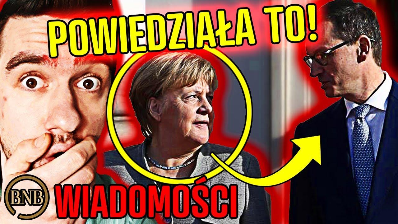 Merkel POTWIERDZA! Polska NIE dostanie ANI GROSZA jeśli... | WIADOMOŚCI
