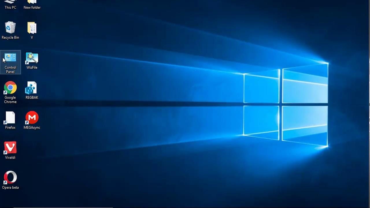 Uninstall MEGAsync on Windows 10/Mac/Android/iOS/Chrome/WP