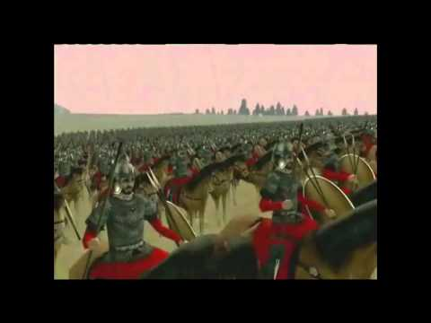 Attila the Hun Battle of Chalons 1 of 2