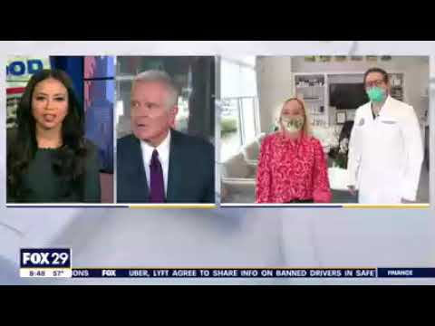 Dr. Bloom discusses QWO on FOX29TV