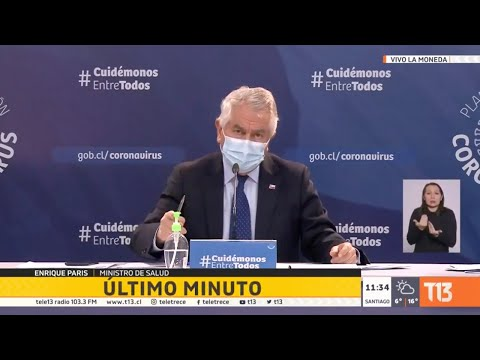 Coronavirus en Chile: balance oficial 2 de julio