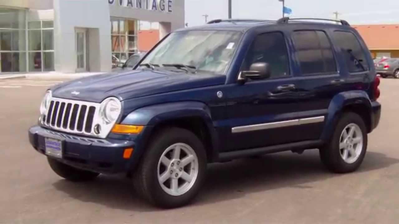 2005 jeep liberty limited edition. call jacob @ 316.587.7206 - youtube