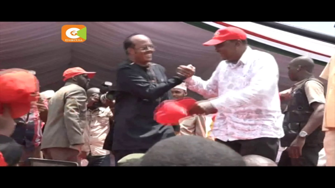 4 Wajir MPs, deputy governor, 2 senators join Jubilee