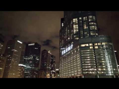 Chicago River + Frank Sinatra