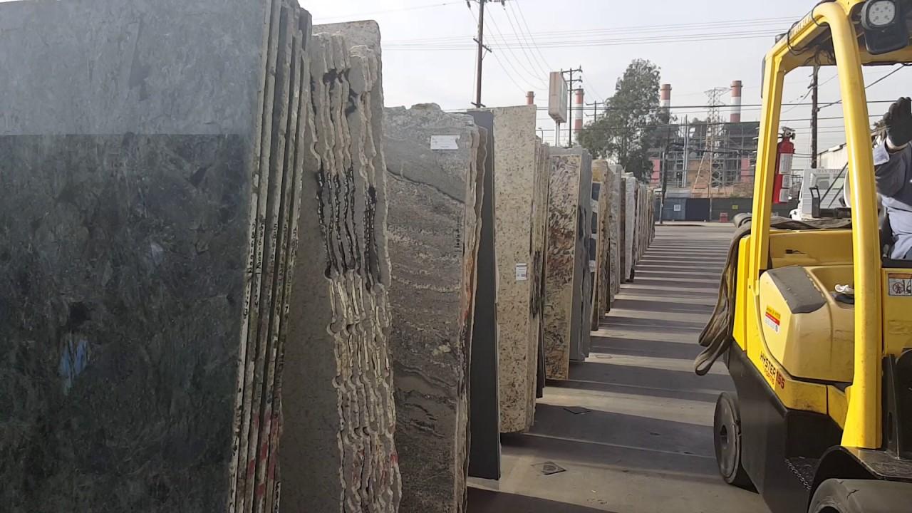 Largest Marble Granite Slabs Yard In Los Angeles