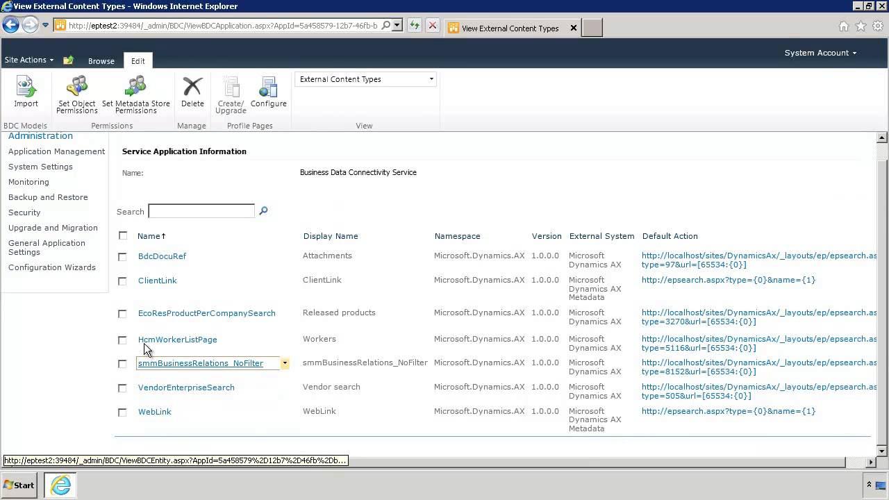 Ax pre requisites to install dynamics ax 2009 and enterprise portal - Microsoft Dynamics Ax Enterprise Portal Search