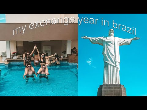 MY EXCHANGE YEAR IN BRAZIL