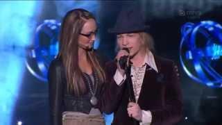 Ilpo Kaikkonen - Paha vaanii (Idols 2011, 2. finaali)