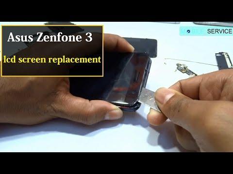 Asus Zenfone 3 lcd screen replacement