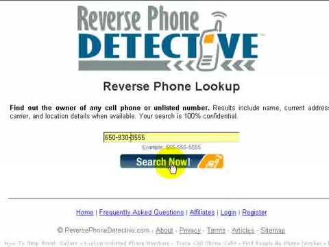 PeepLookup will help you find someone's cell phone number by using their full name.