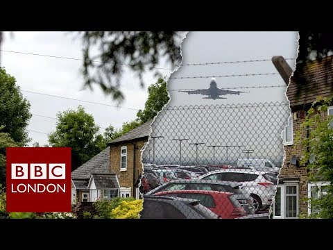 Third runway at Heathrow - BBC London News