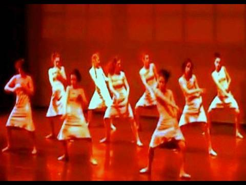 "Ballet . Configuration Dance Theatre Choreography to ""Break of Reality"" Cello Rock"
