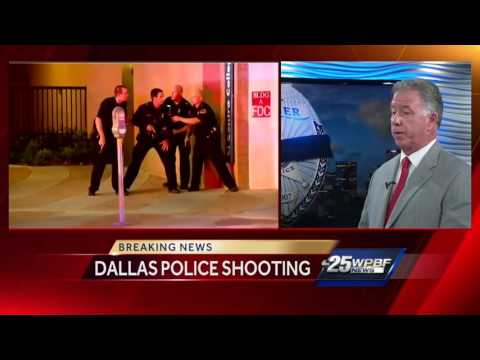 Former chief reacts to Dallas shooting