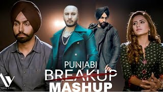Punjabi Breakup Mashup 2020 | Dj Abi | Yash Visual | Love X Breakup