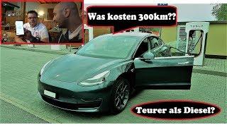 DAS Ladewunder?? Kosten + Dauer: Tesla Model 3