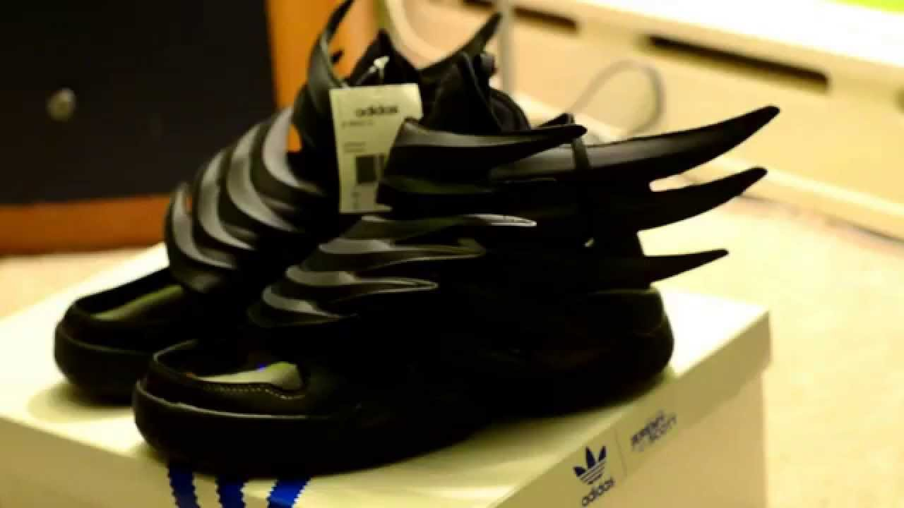 Jeremy Scott Adidas Dark Knight 99829ae288