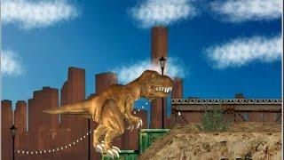 Titanoboa Monster Snake - Titanoboa Vs. T-Rex