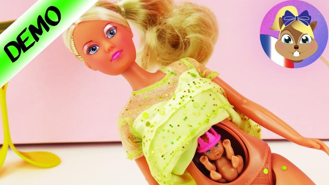 jeux bebe dans le ventre