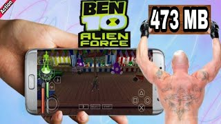 Download game ben 10 ppsspp high compressed download