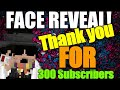 OMG FACE REVEAL! Thank you for 300 subscribers! Giveaway | Growtopia