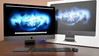 iPhone 5C - Apple iMac Pro: Unboxing & Review