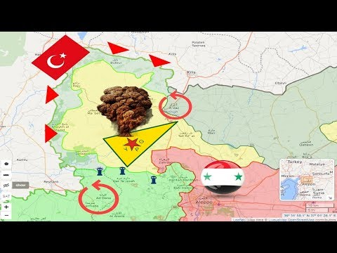 Will SAA & Kurds fight together to repel the Turkish invasion?