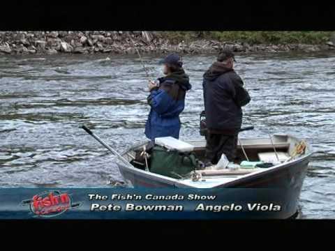 Lake Nipigon Walleye Fishing - on steroids