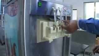 Jin Li Sheng - Soft Ice Cream Machine, Ice Cream Maker, Ice Cream Freezer, Ice Cream Making Machine Thumbnail