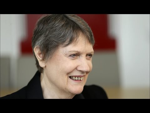 Ex New Zealand PM Helen Clark Announces Bid For Top UN Post
