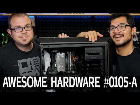 Awesome Hardware #0105-A: X299 is COMING, Vega Shortage Expe
