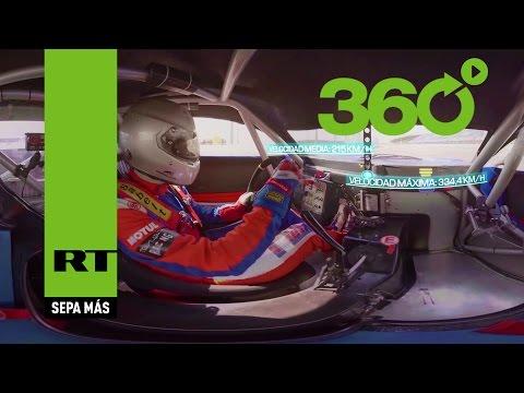 Video 360: El circuito de F1 de Sochi vista con los ojos del piloto