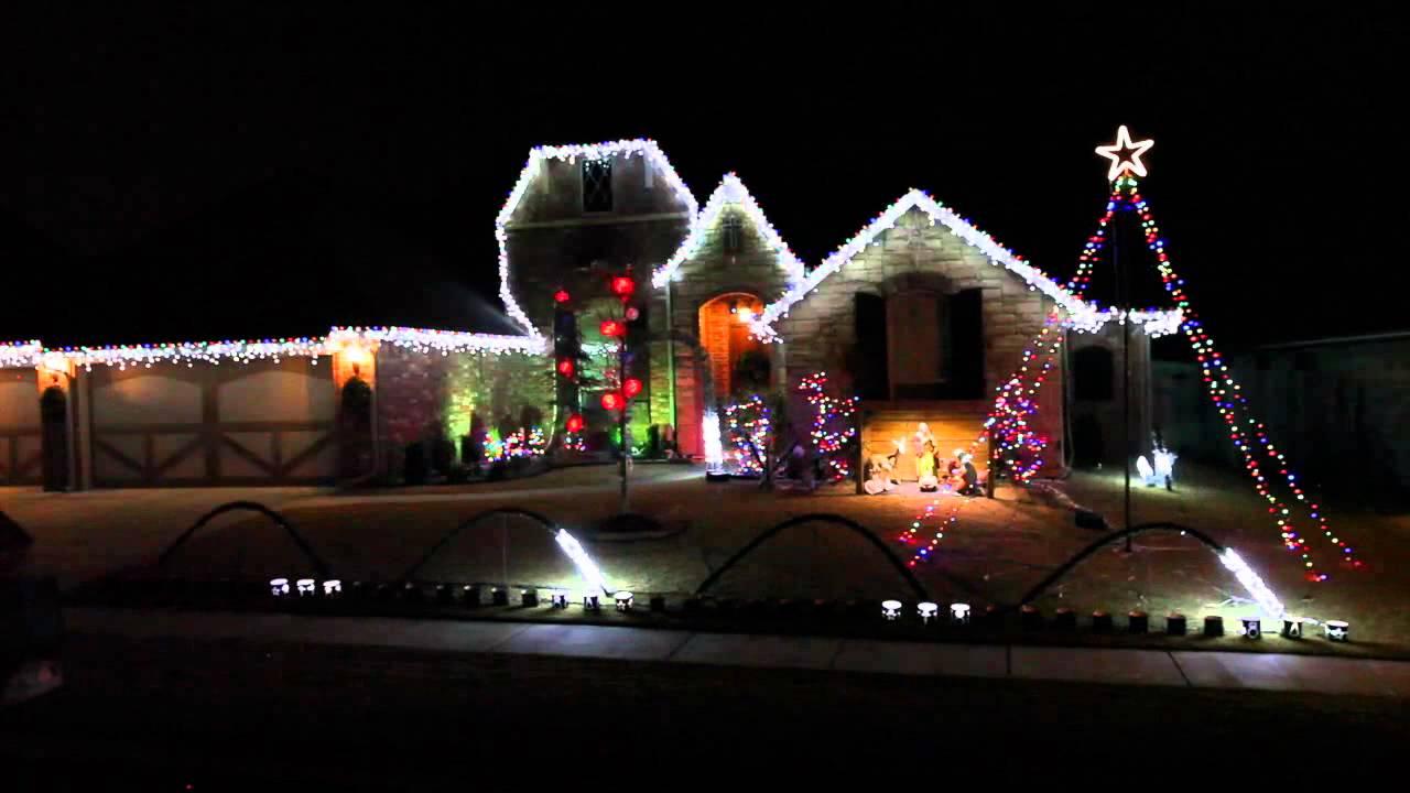 2014 Rockin Around the Christmas Tree by Brenda Lee / LOR / Wowlights / Dreessen - YouTube