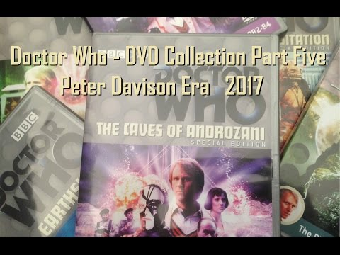 Docotor Who DVD Collection 2017 Review/Overview - Part Five - Peter Davison - Fifth Doctor
