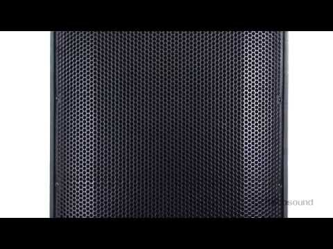 TURBOSOUND SIENA TSP152-AN Overview - YouTube