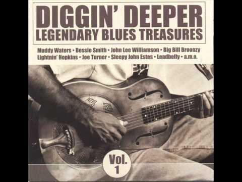 VA-Diggin' Deeper 200 Legendary Blues Treasures-Vol 1
