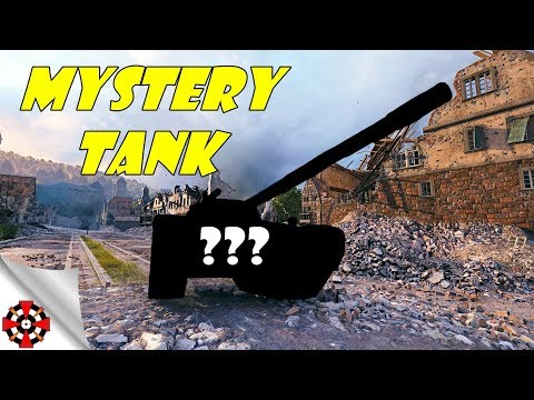 World of Tanks - MYSTERY TANK! (Name the tank - win 1000 gold) Ep. 3 thumbnail