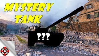 World of Tanks - MYSTERY TANK! (Name the tank - win 1000 gold) Ep. 3