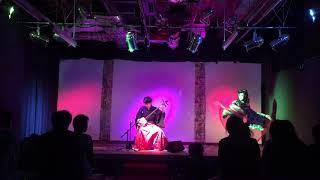 津軽三味線奏者 匹田大智&新川恵叶 ジョイントライブ。フラメンコをイメージして!