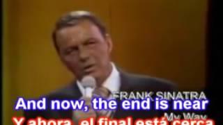 Frank Sinatra: My Way Subtitulado