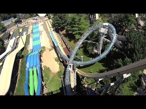 Scorpion's Tail Water Slide at Noah's Ark Waterpark